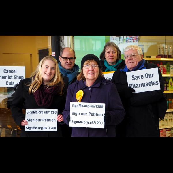 Save our Pharmacies