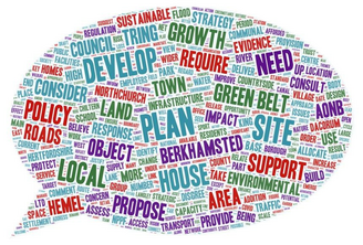 Word Cloud of DBC R18 Consult